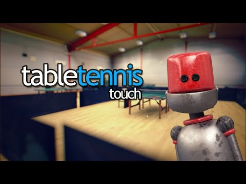 Видео Table Tennis Touch