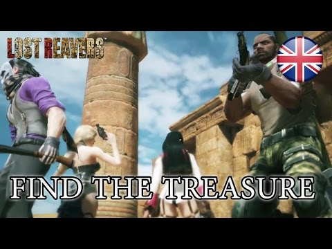 Lost Reavers - Wii U - Find the treasure (Announcement Trailer) thumbnail