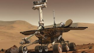 Ellen Says a Tearful Goodbye to the Mars Opportunity Rover