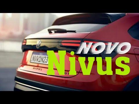Novo Volkswagen Nivus 2021 : Nivus 200 TSI, Comfortline, Highline! Preço, Ficha Técnica e consumo...
