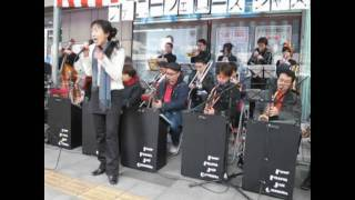 It Could Happen to You - Funny Fellows Jazz Orchestra - Tokyo - 2009