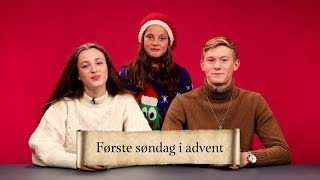 Kan Josephine og Albert holde masken, når der fyres julejokes af? | Tinka og Kongespillet | TV 2