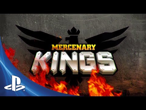 Mercenary Kings Commercial (2013 - 2014) (Television Commercial)