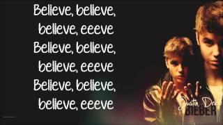LYRICS | Make You Believe - Justin Bieber // Believe 2.0