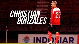 Madura United Resmi Memecat Christian Gonzales