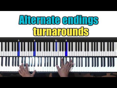 Alternate endings #1