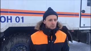 Как спасатели искали туриста у перевала Дятлова