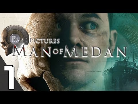 The Dark Pictures Man Of Medan | Let's Play #1 [FR]
