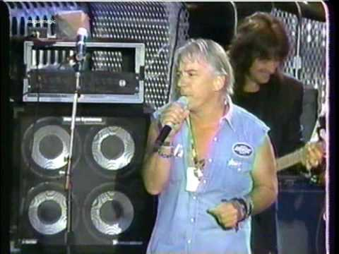 Eric Burdon & Bon Jovi - It's My Life/We Gotta Get Out Of This Place (Live, 1995) HD ♫♥