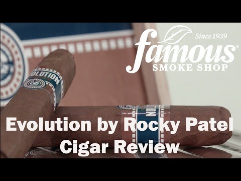 Rocky Patel Evolution video