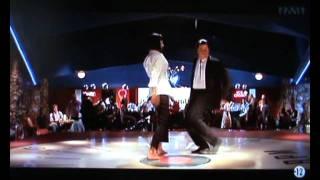 Танец Твист исполняют Ума Турман и Джон Траволта.wmv