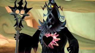 Kingdom Hearts III - Saving the Lost Hearts & Lich Boss Fight (Proud Mode)