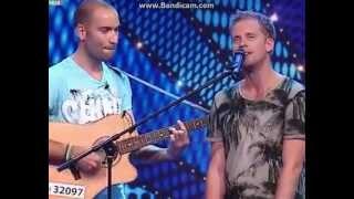 Československo má talent 2013 - Ado Surfer (feat. Prachař)