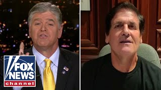 Hannity gets into fiery political debate with Mark Cuban