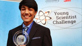 Teen Wins Young Scientist Competition With AI Invention to Treat Cancer