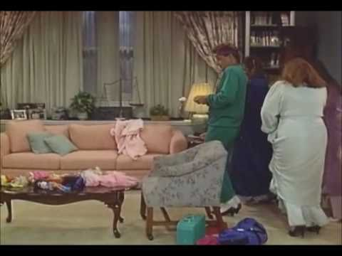 Full House - Stephanie's Mother/Daughter Sleepover with Joey