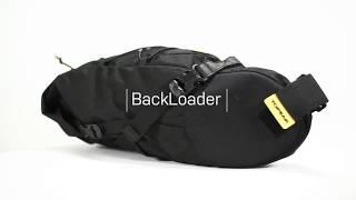 Обзор: подседельной сумки TOPEAK BACKLOADER