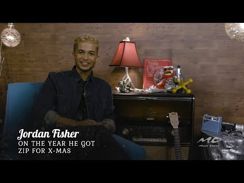 Jordan Fisher Got Exactly What He Asked For...Jackets
