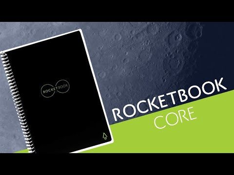 Rocketbook Core (A4, Dotted, hardcover)