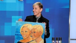Ellen Reviews Fans' Really Bad Gifts