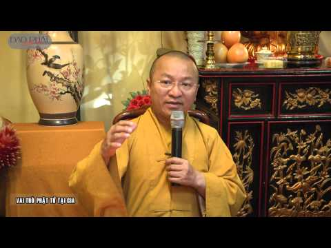 Vai trò Phật tử tại gia