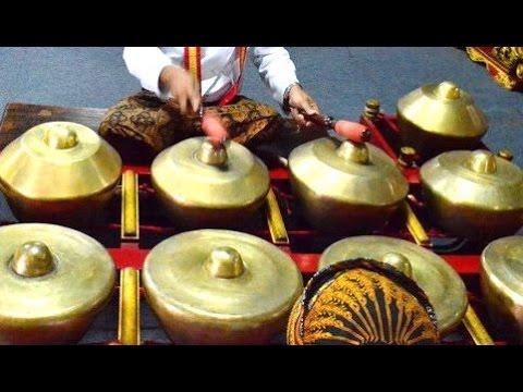 Gending TALU SURAKARTA - Javanese Gamelan Music - Wayang Kulit Purwa [HD]