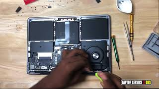 Apple MacBook Pro  A1708 Screen Replacement