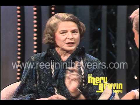 Ingrid Bergman Interview (Merv Griffin Show 1980)