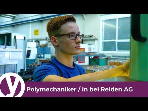 Eine Lehre als Polymechaniker/in EFZ bei Reiden AG