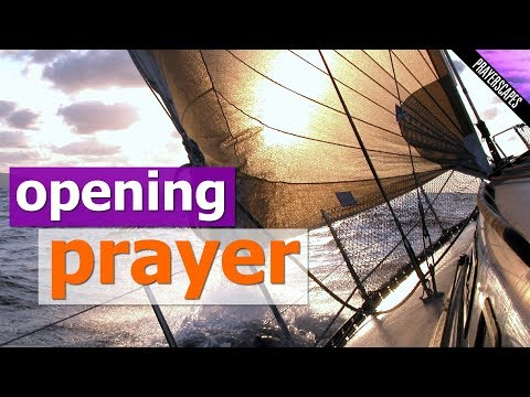 Invocation Prayer for Worship Service Example
