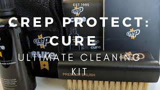 Crep Protect Cure - Worth your money? (Tested on suede and leather - 2018)