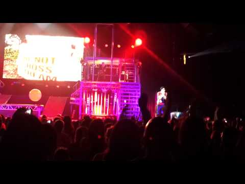 Big Time Rush Windows Down Live at the Amway Center in Orlando on 8/28/2012  Big Time Summer Tour.