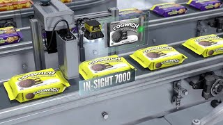 In-Sight Vision Systems Keep Up with the Fastest Packaging Lines