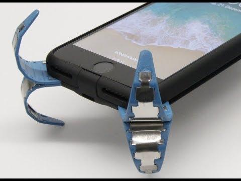 A apărut airbagul pentru smartphone! Invenţia pe care ai aşteptat-o toată viaţa