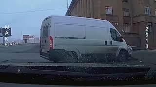 Подборка аварий январь 2018.Гололед на дороге. Зимние аварии 2