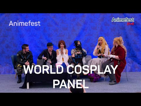 World Cosplay Panel