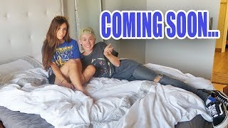 We have something to tell you... (SURPRISE)