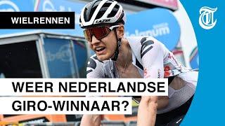 'Kelderman grote favoriet om Giro te winnen'