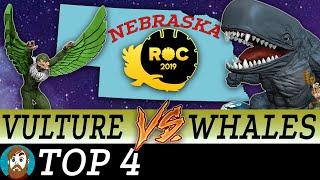 Heroclix NE ROC States | Whales vs Vulture | Top 4