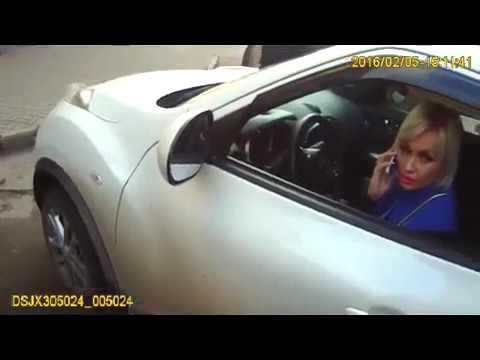 Патрульна поліція Івано Франківська виписала постанову жінці водію