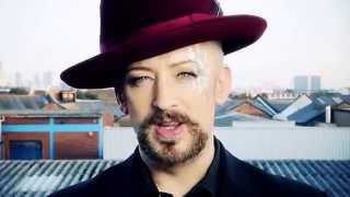 'Any Road' - Boy George - (Track by Track)