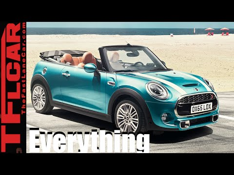 2016 MINI Cooper S Convertible: Everything You Ever Wanted to Know
