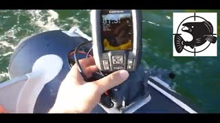 Garmin Striker 4 Transducer Mount And Fish Finder Mount For Inflatable Boats
