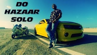 Do Hazaar Solo | RAFTAAR | Intro for the awaited upcoming album ZERO TO INFINITY