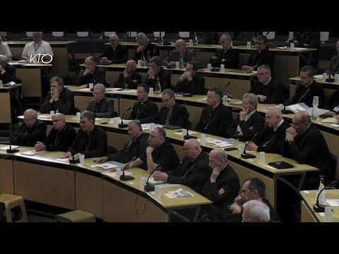 Assemblée plénière : le trouble des évêques