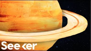 Planetary Ring Formation is Still a Mystery, Here's Why