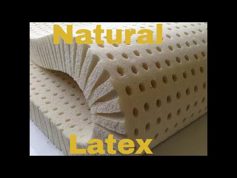 Natural Latex matress topper and pillow review REM Sleep