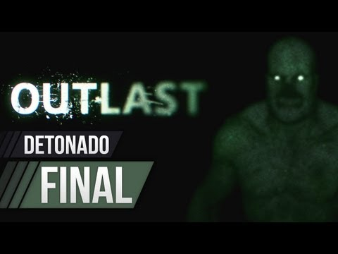 Outlast - FINAL [ PC - Playthrough em PT-BR ]