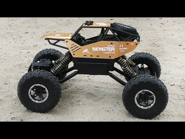 Автомобіль Off-Road Crawler – Super Sport (1:18)