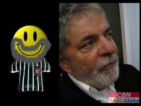 CORINTIANOS - Lula